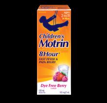 Children's MOTRIN® Suspension