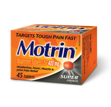 MOTRIN® Tablets