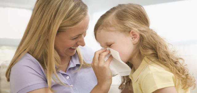 Infant child symptoms