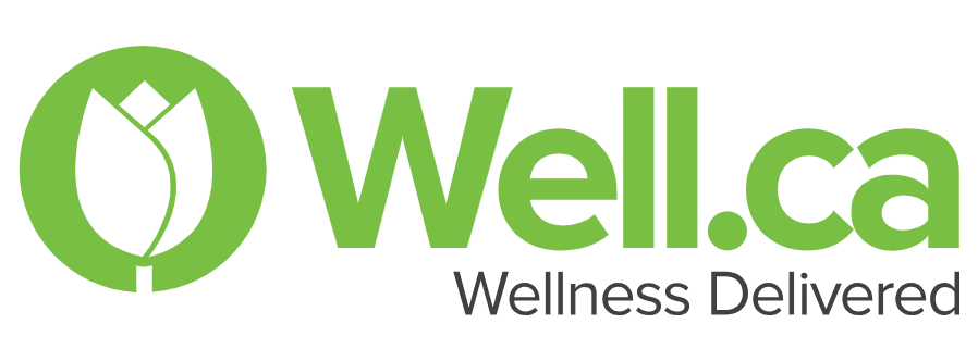 Well.ca Wellness Delivered logo